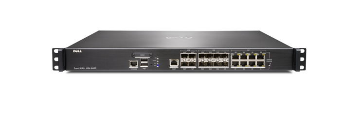Dell SonicWALL NSA 6600